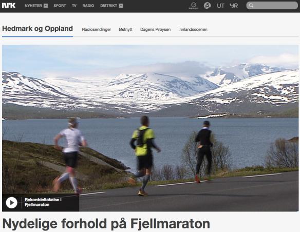 NRK reportasje